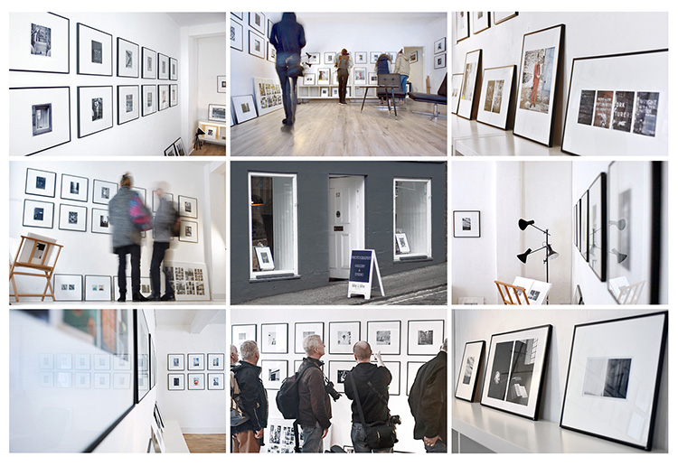 photography studio and gallery space in Edinburgh. 52 Blackfriars Street, Edinburgh, EH1 1NE